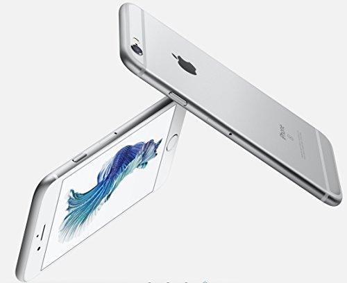 Apple 2015 iPhone 6s Plus SIMフリー 128GB シルバー【米国版SIMフリー】