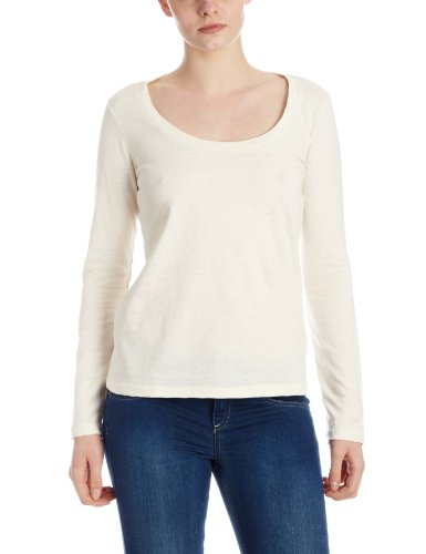Timberland Women's Camelia Long Sleeve Crew Top