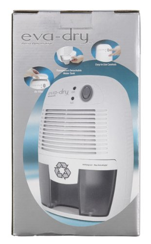 Cheap 2 each: Eva-Dry Petite Electric Dehumidifier (EDV-1100) (EDV-1100)