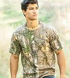 Browning 30170724 Short Sleeve Camo T-Shirt, Realtree Xtra - 2X