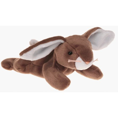 Ears the Rabbit - MWMT Ty Beanie Babies - 1