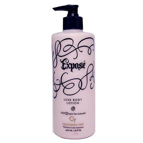 California Tan EXPOSE Luxe Body Lotion Step 3 16 oz.