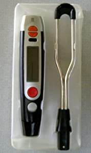 ONE WORLD ELECTRONIC BBQ FORK