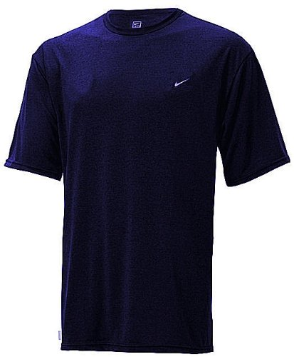 Nike dri fit shirts the nike navy dri fit lightweight short sleeve