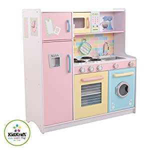 Kidkraft Deluxe Culinary Kitchen Toys Games