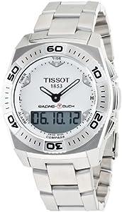(抢购)Tissot天梭全球首款触摸感应第二代运动腕表T002.520.11.031.00 $428.79