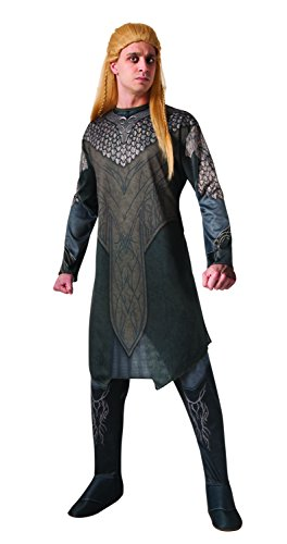 Rubie's Costume Men's Hobbit 2 Desolation Of Smaug Adult Legolas