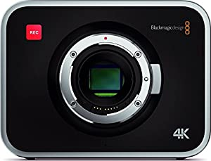Blackmagic Design Production Camera 4K with EF Mount