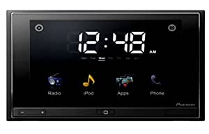 Pioneer AppRadio for iPhone 4 Multi-Touch Screen, SPH-DA01