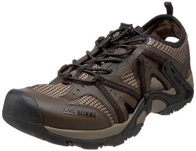 sale retailer 311a0 bce3d (降价)Mountrek Mens Chesapeake Water Sandle 男士涉水运动鞋42.31