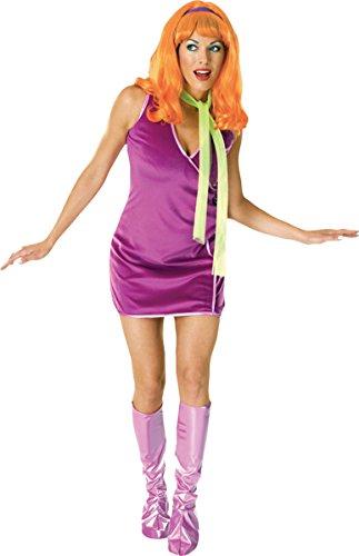 Women's Sccoby Doo Daphne Costume