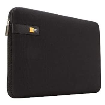 Case Logic LAPS-116 15 - 15.6-Inch Laptop Sleeve is subtly detailed, traditional sleeve provides a streamlined option that fits within any anyone's comfort zone.  The wrap construction cradles your netbook in substantial foam padding, and thoughtful ...