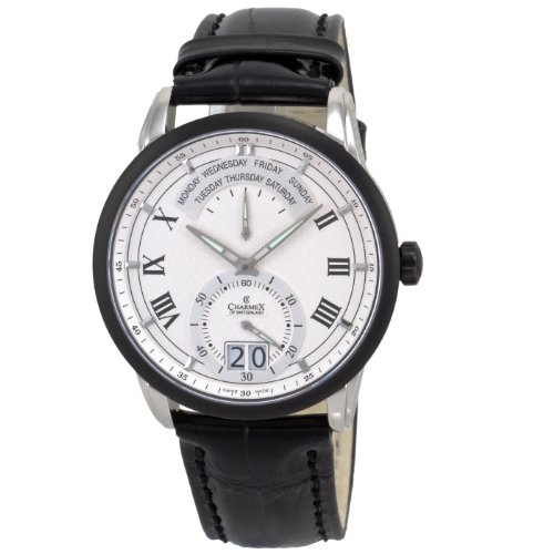 Charmex Men's 2150 Zermatt Retrograde Big Date Calendar Watch