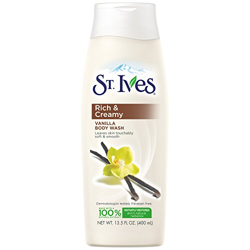 st-ives-rich-and-creamy-body-wash-vanilla-135-oz-pack-of-6