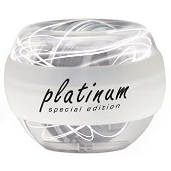 Kernpower Ironpower® Platinum Edition Spéciale Appareils bras Transparent