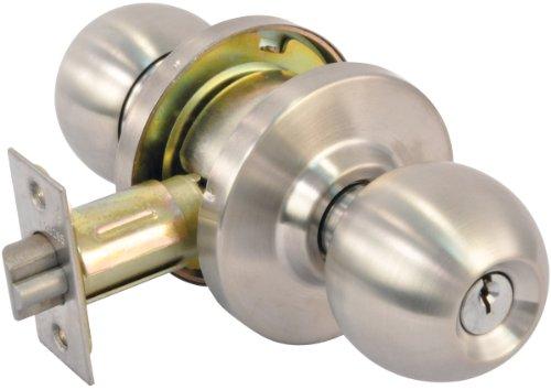 Legend 809089 Grade 2 Commercial Duty Ball Knob Storeroom Lockset (Store Room Door Handles compare prices)