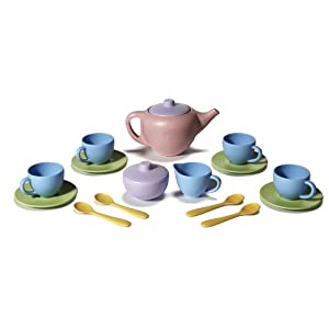 Toy Tea serving Set