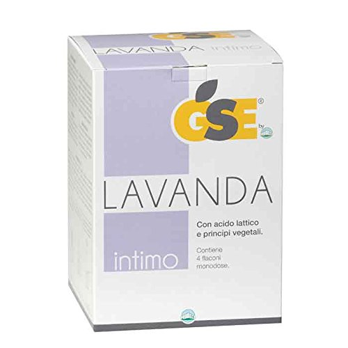 GSE INTIMO LAVANDA 4 FLACONI 100ML