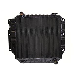 Omix-Ada 17101.16 3 Core Radiator