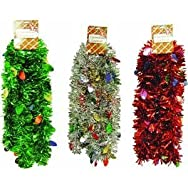F C Young 66J-DIBB Jumbo Die-Cut Garland Assortment Pack of 12