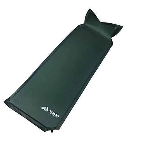 Semoo Self Inflating Camping Sleeping Mat Pad Quick Flow