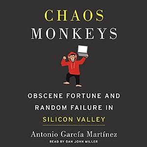 Chaos Monkeys Hörbuch