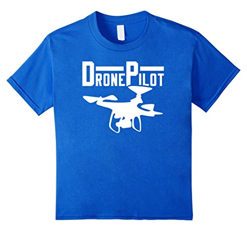Drone-Pilot-Shirt-Cool-Tee-Geek-T-Shirt