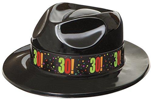 30th Birthday Cheer Gangster/ska Fedora Hat