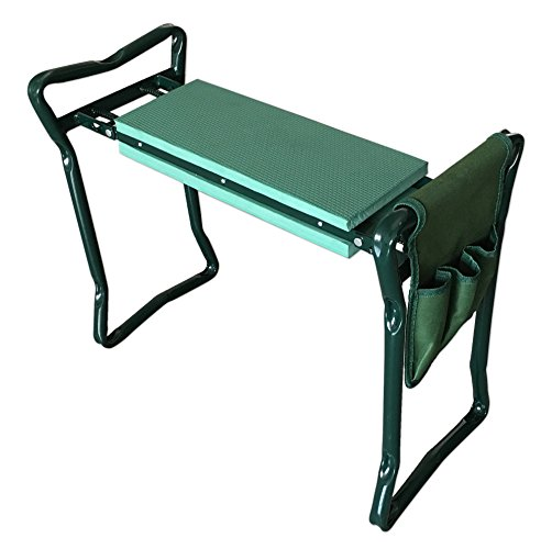 Save 35 Suesport Folding Folding Garden Bench Seat Stool Kneeler Gardening Bench Kneeler