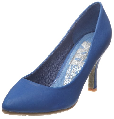 XTI 25238_Azulon - Zapatos de vestir para mujer, color azul, talla 36