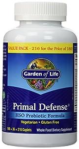 Garden of Life Primal Defense, 216 Count