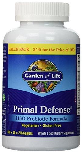 Garden life whole probiotic supplement for Garden of life probiotics amazon