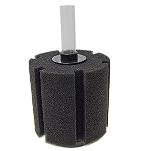 XY-380 Aquarium Fish Tank Biochemical Sponge Filter, 4-1/2-Inch