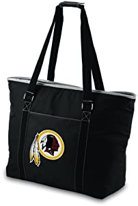 Tahoe- Black (Washington Redskins) Digital Print by Picnic Time