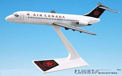 air-canada-94-04-dc-9-airplane-miniature-model-snap-fit-kit-1200-part-adc-00903h-008-by-flight-minia