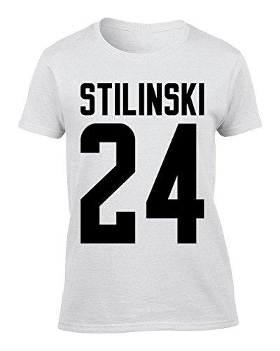 Stilinski 24 - Medium Donna T-Shirt