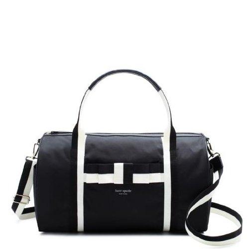 bf031f0927e2 Sale Kate Spade New York Barrow Street Kendra Travel Bag (Black ...