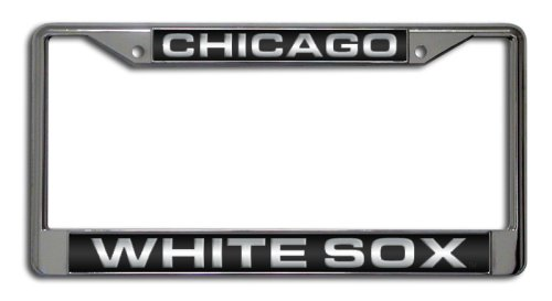 Chicago White Sox Laser Chrome Frame