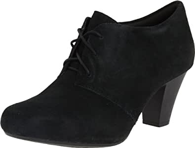 Clarks Women's Ruby Diamond Boot,Black,5 M US