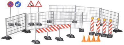 bruder-construction-set-railings-site-signs-and-pylons