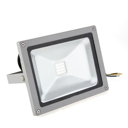 CroLED-RGB-farbig-20W-LED-Fluter-Flutlicht-Strahler-Auenstrahler-IP65-wasserdicht-mit-Fernbedienung-Garten-dekorativ-Lampe-Licht
