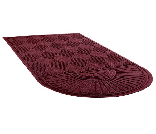 Entrance Mat with Single Fan Design 34