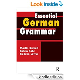 Essential German Grammar (Essential Language Grammars)