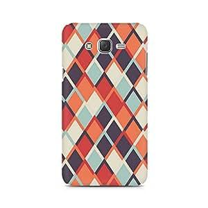 Ebby Orange Windows Premium Printed Case For Samsung J7 2016 Version