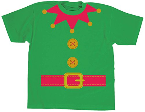 t shirt elf extra large