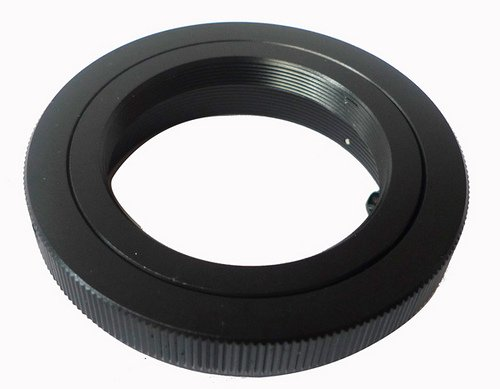 Camkitmate Camera Lens Adapter Ring For Emf Af Confirm T2 Telescope Lens To Canon Eos Ef Mount Adapter