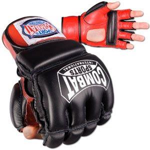 Combat Sports Mixed Martial Arts Bag Gloves (Large)