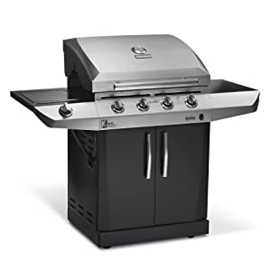 Char-Broil Magnum 500 4-Burner Gas Grill, with Side burner (Discontinued by Manufacturer)