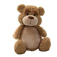 "Gund Artie Brown 13"" Bear Plush from Gund"