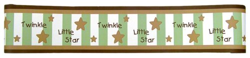 Kimberly Grant Wall Border Little Star (Discontinued by Manufacturer)